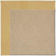 "Creative Concepts-Cane Wicker Canvas Wheat - Rectangle - 24"" x 36"""