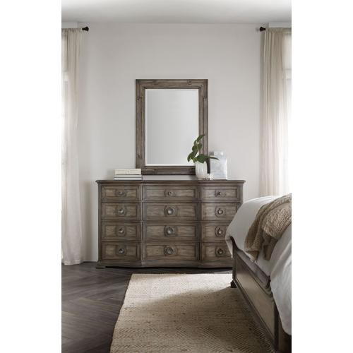 Bedroom Woodlands Twelve-Drawer Dresser