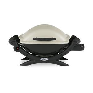 WeberQ™ 1000™ LP Gas Grill - Titanium
