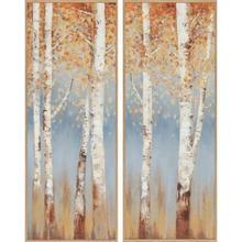 Birch Trees S/2