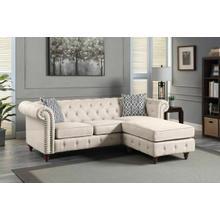 See Details - Waldina Sectional Sofa
