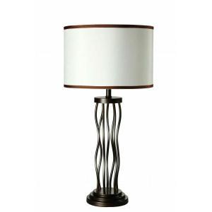 ACME Jared Table Lamp (Set-2) - 40070 - Antique Bronze