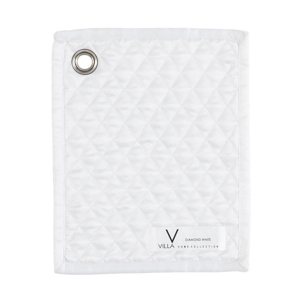 See Details - Diamond White Quilt Swatch