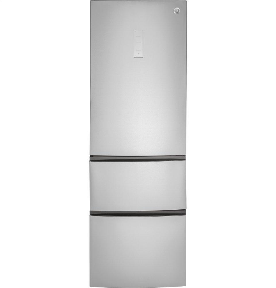GE®11.9 Cu. Ft. Bottom-Freezer Refrigerator