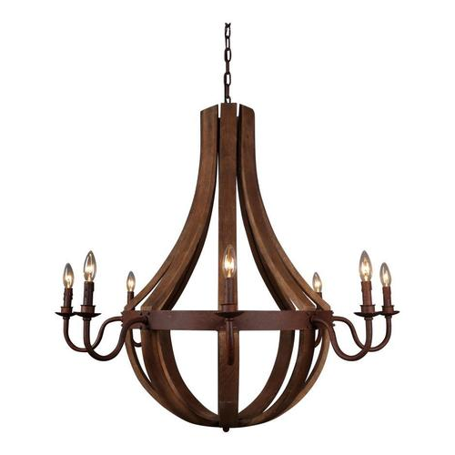Moe's Home Collection - Pasquale Single Layer Pendant Lamp