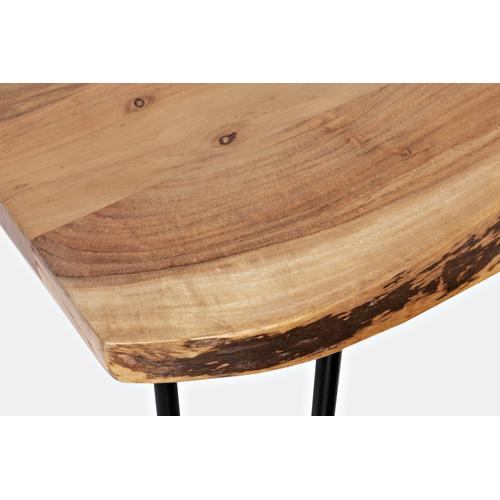 Nature's Edge Counter Height 52x28 - Natural