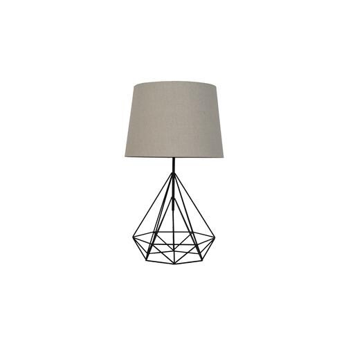 Geometric Table Lamp 2-pack