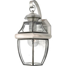 See Details - Newbury Outdoor Lantern in Pewter