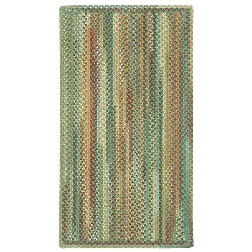 Bear Creek Sage Braided Rugs (Custom)
