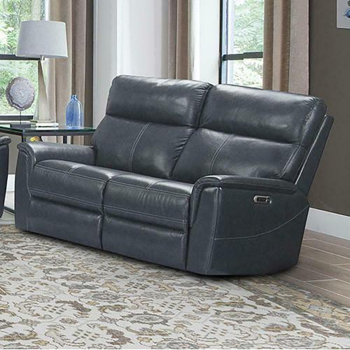 REED - INDIGO Power Loveseat