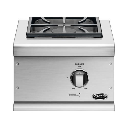 "14"" Series 7 Single Side Burner, Lp Gas"