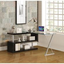 BLACKK OFFICE DESK