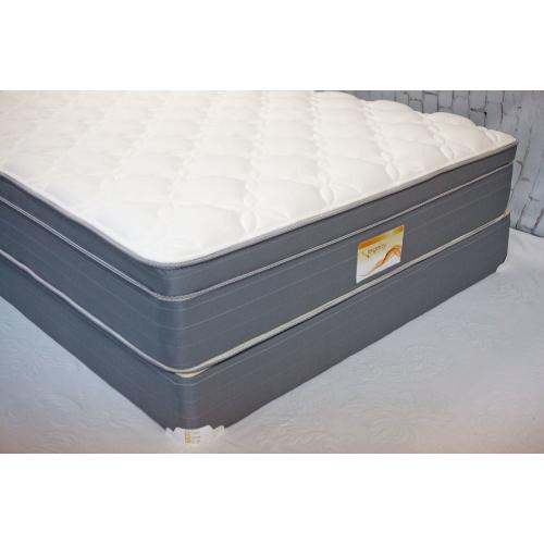 Golden Mattress - Legacy - Eurotop - Twin