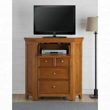 ACME Lacey TV Console (Corner) - 30562 - Cherry Oak