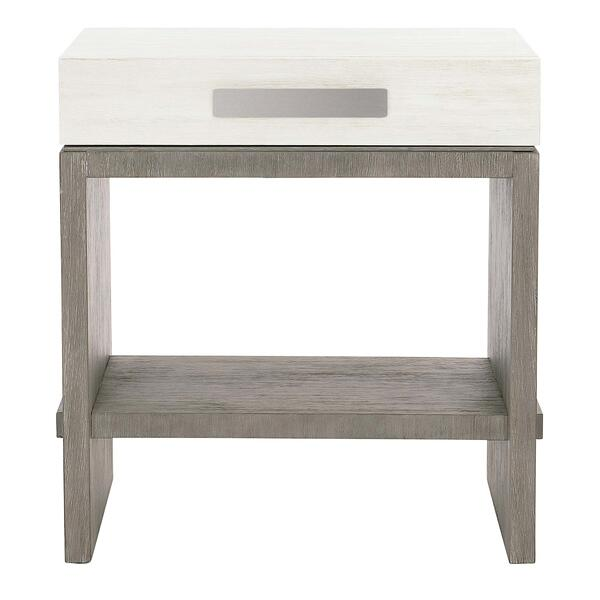 See Details - Foundations Nightstand in Linen (306)