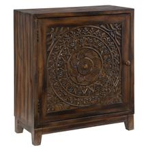 Grace Brown Cabinet