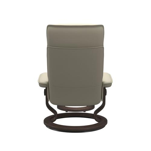 Stressless By Ekornes - Stressless® Admiral (L) Classic chair with footstool
