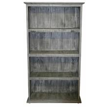 See Details - Charcoal Gray Large Bookcase