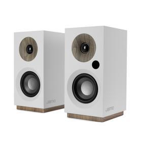 S 801 PM Powered Monitors - White