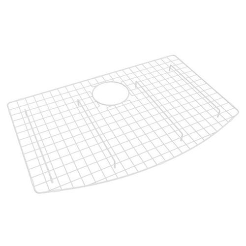 White Wire Sink Grid For RC3021 Kitchen Sink
