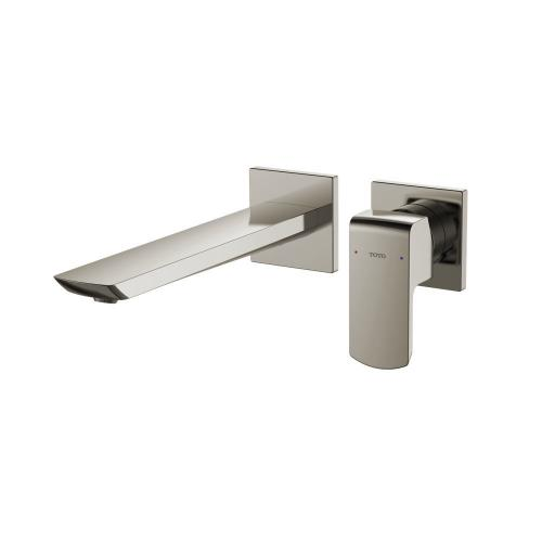 GR Wall-Mount Faucet -1.2 GPM - Polished Nickel