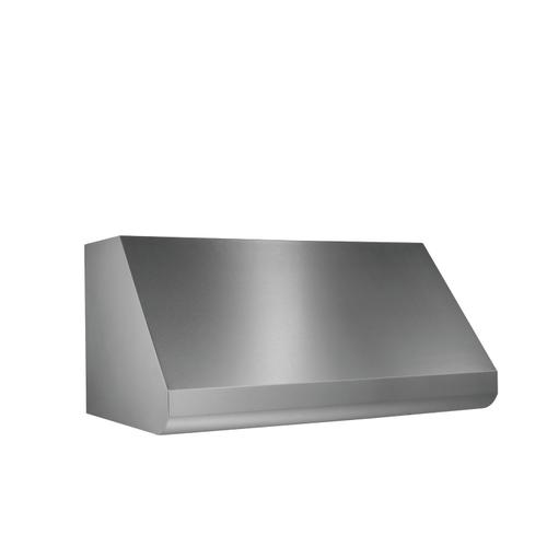 Broan® 36-Inch Convertible Wall-Mount Canopy Range Hood w/ Heat Sentry , 600 CFM, Stainless Steel