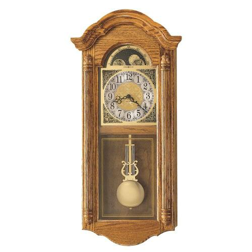 Howard Miller Fenton Chiming Wall Clock 620156