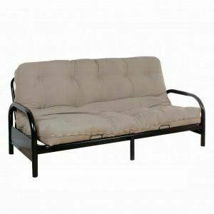 "ACME Nabila Queen Futon Mattress - 02798KHAKI - 8""H - Khaki"