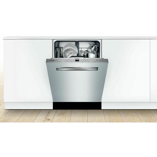 500 Series Dishwasher 24'' Stainless steel, XXL SHPM65ZC5N