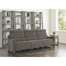 CHELSEA - WILLOW BROWN Power Sofa (811LP, 840, 811RP)