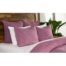 Heirloom Orchid Duvet 5Pc Queen Set