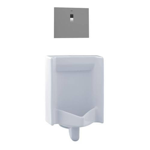 Commercial Washout High Efficiency Urinal, 0.125 GPF - ADA - Cotton