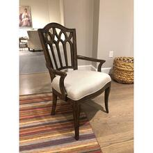 Thoroughbred Gentry Arm Chair - Toast
