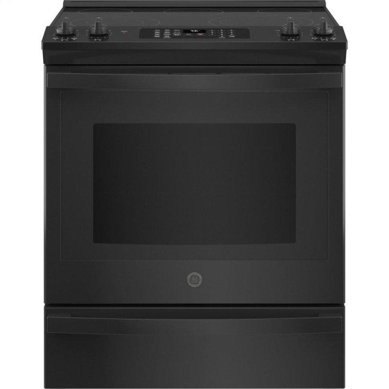 """30"""" Slide-In Electric Convection Range with No Preheat Air Fry"""
