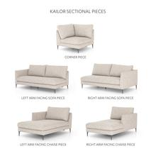 Kailor Sectional-corner Piece