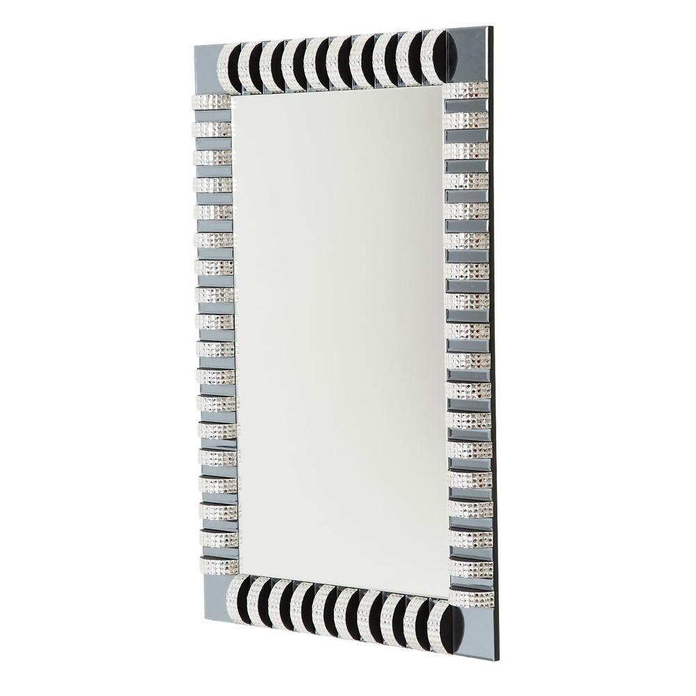 See Details - Rectangular Wall Mirror 8981