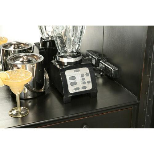 Howard Miller - 695-142 Sambuca Wine & Bar Cabinet