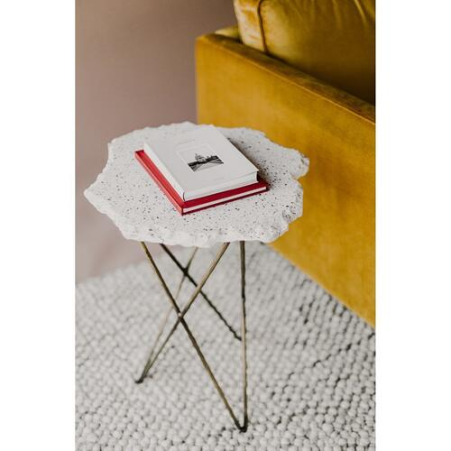 Moe's Home Collection - Positano Terrazzo Side Table