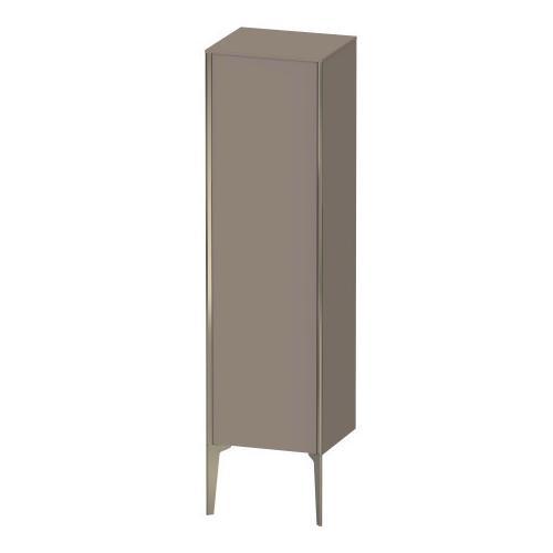 Duravit - Semi-tall Cabinet Floorstanding, Basalt Matte (decor)