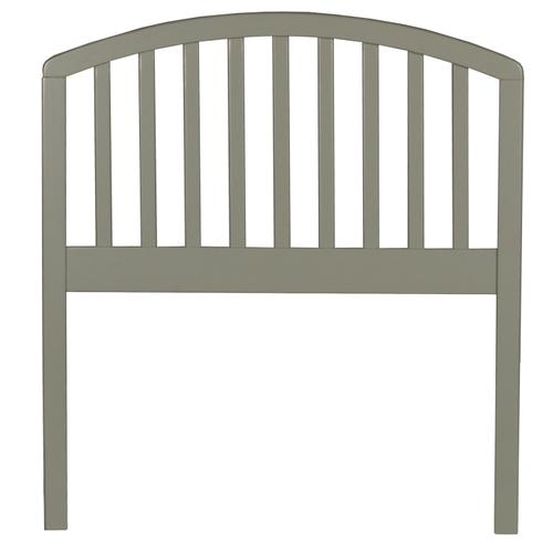 Carolina Twin Headboard, Gray