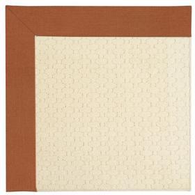 "Creative Concepts-Sugar Mtn. Canvas Rust - Rectangle - 24"" x 36"""