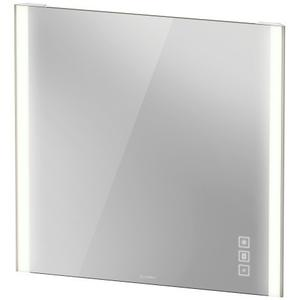 Mirror With Lighting, Champagne Matte