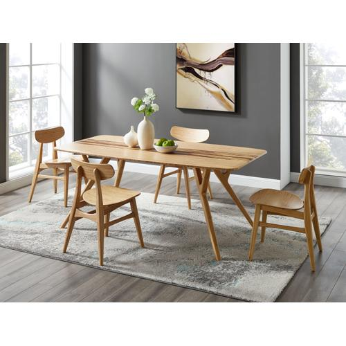 Cassia Dining Chair, Caramelized, (Set of 2)
