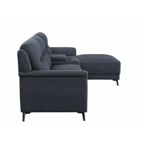 Acme Furniture Inc - Walcher Sectional Sofa