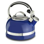 2.0-Quart Stove Top Kettle with Full Stainless Steel Handle Doulton Blue Product Image