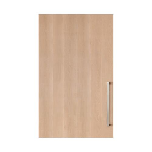 Integrated Solid Panel Ready Tall Wine Storage Door - Right Hinge