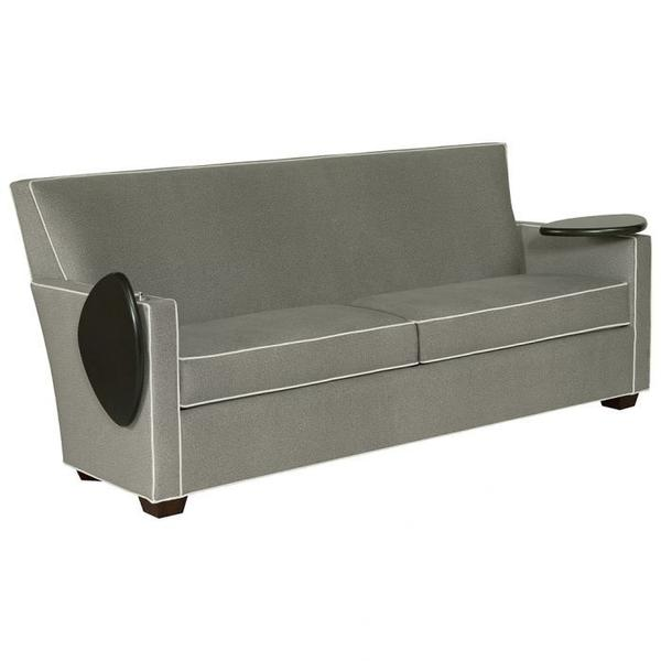See Details - Craven Sofa with Folding Tablet
