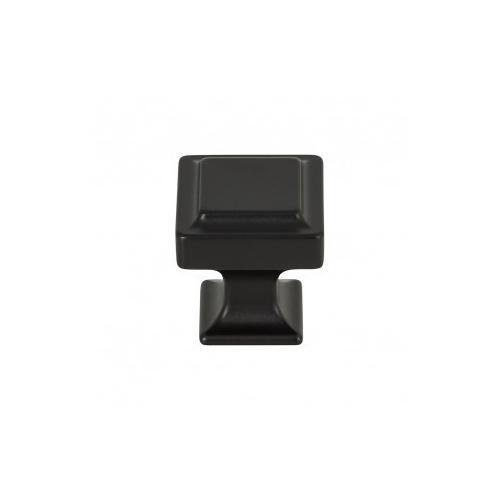 Ascendra Knob 1 1/8 Inch - Flat Black