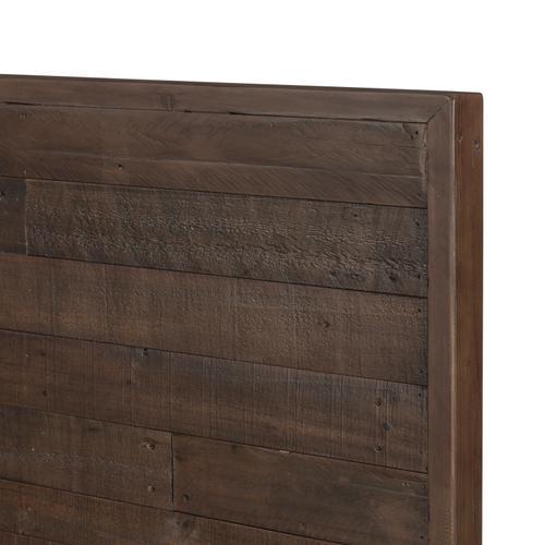 Four Hands - Bohemian Bed-rustic Saddle Tan-king
