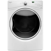 Whirlpool 7.4CF White Front Load Gas Dryer